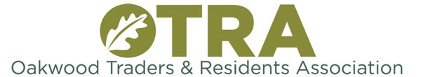 OTRA Oakwood Traders and Residents Association logo