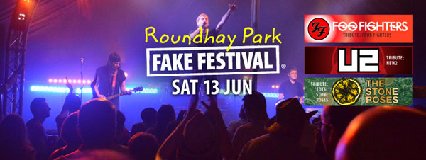 Fake Festival - Leeds Roundhay Park