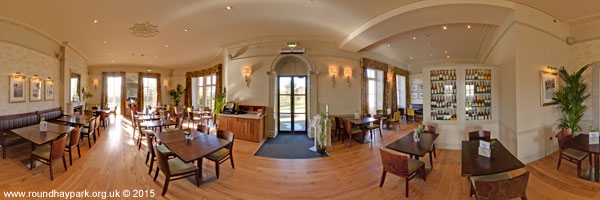 The Garden Room at the Mansion, Roundhay Park Leeds