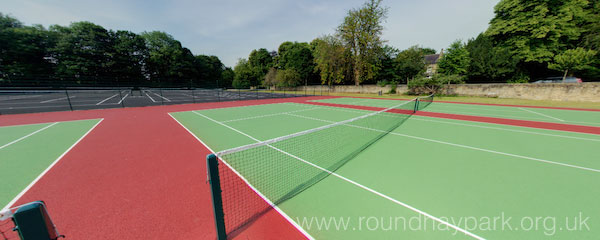 Rounhay Park Tennis Courts