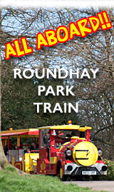 Roundhay Train Tropical World