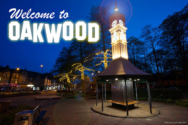 Welcome to Oakwood, Roundhay Park Leeds